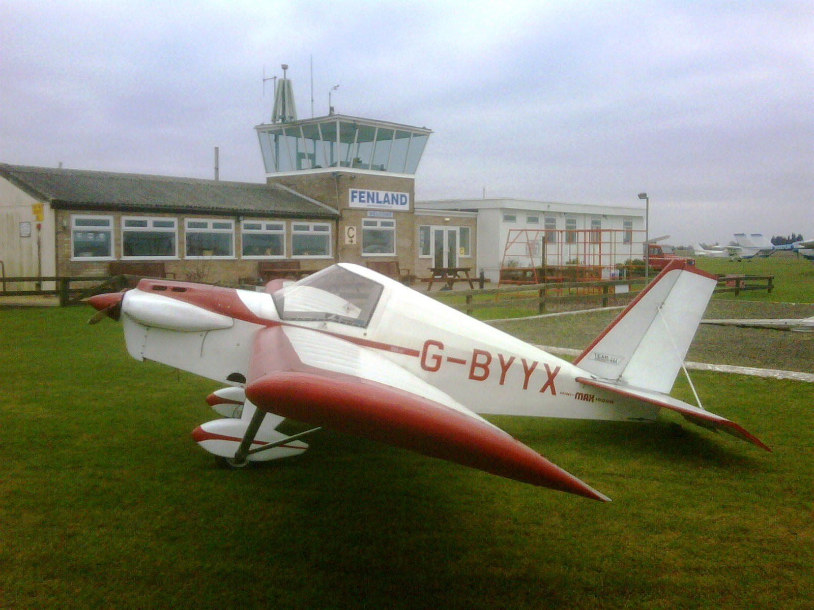 Minimax 91 at Fenland