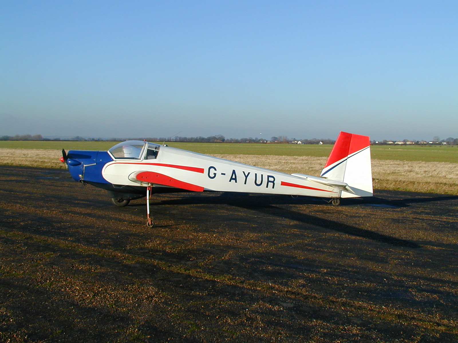 Slingsby T61a Motor Glider for sale