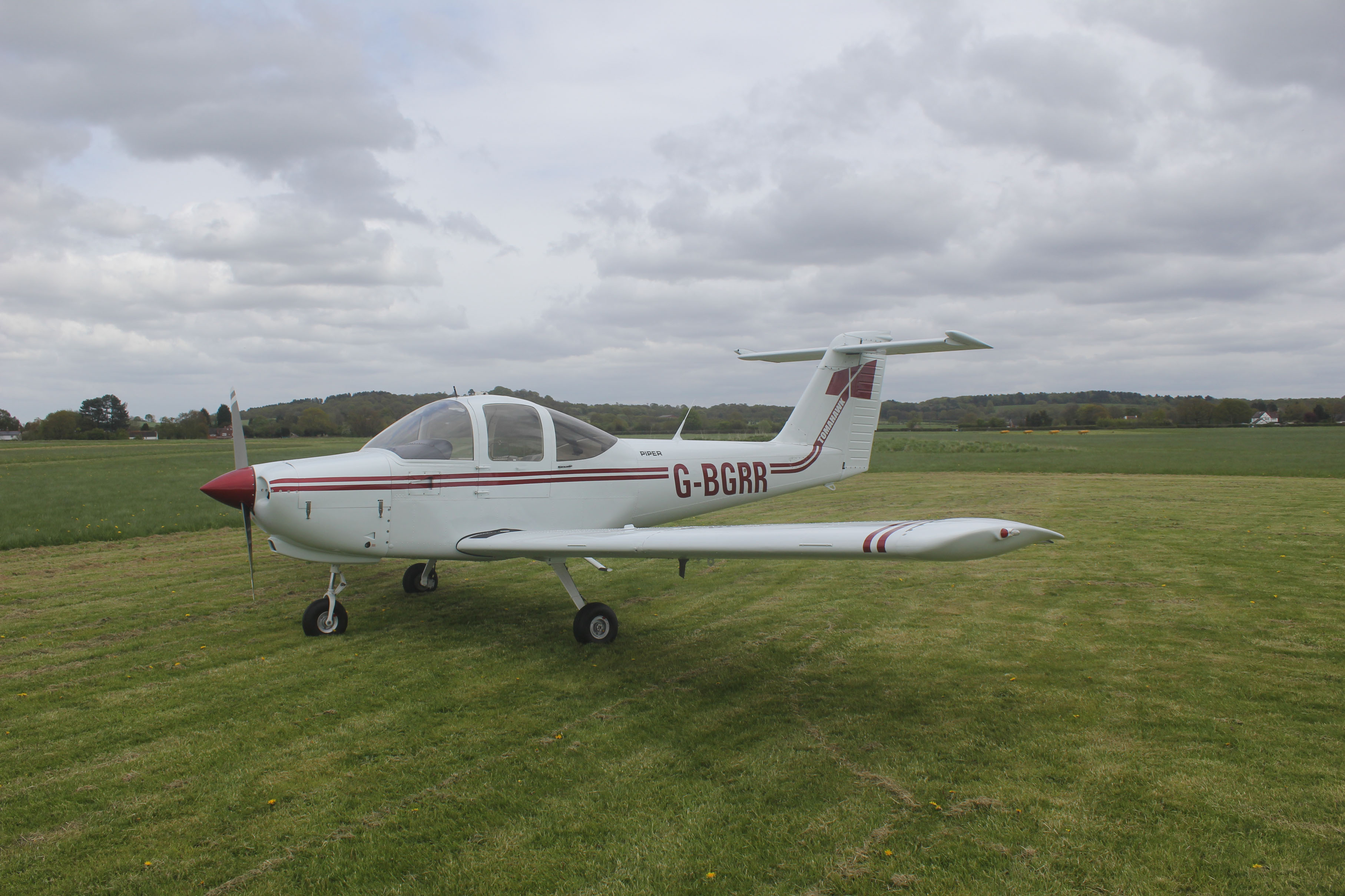 1978 Piper PA-38-112 Tomahawk for sale NOW £39,850